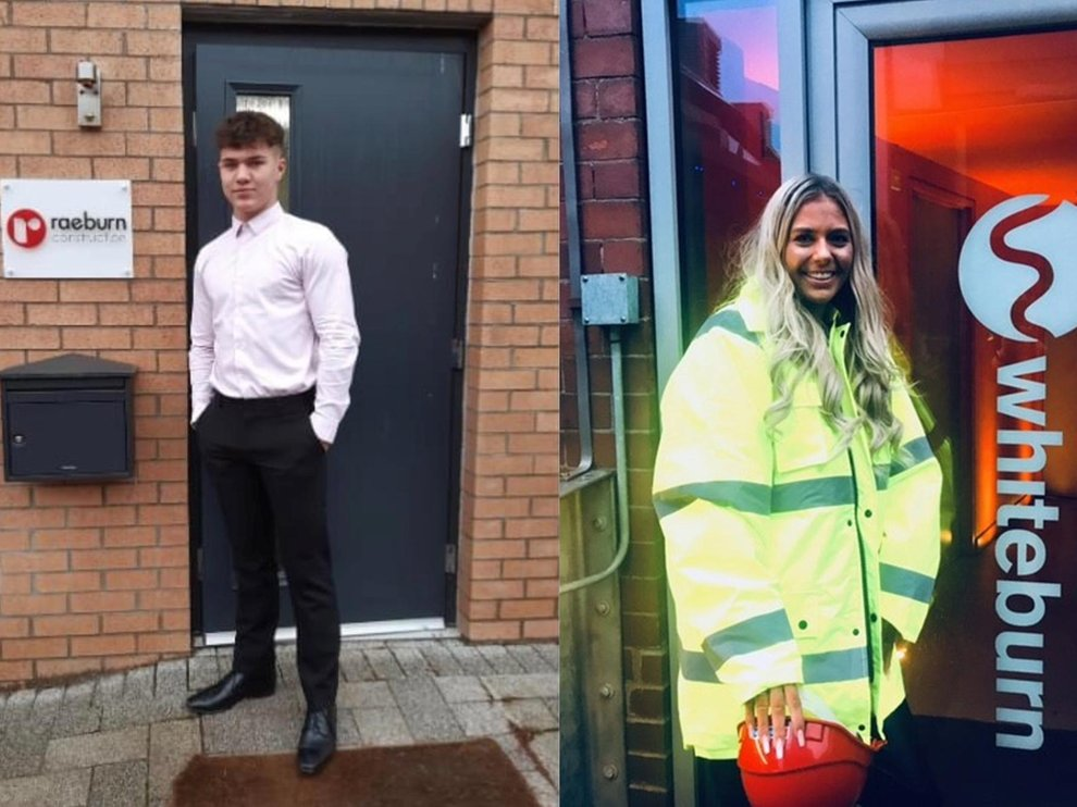 Fife College: Building careers in construction